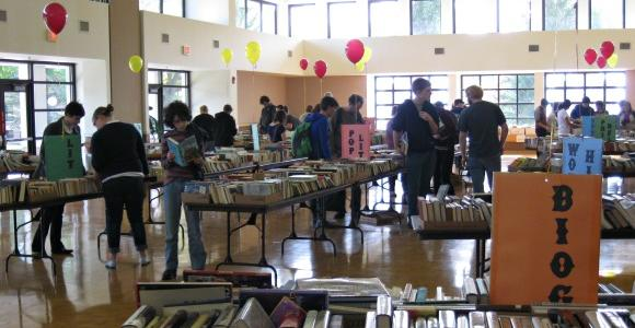 Briggs Library Associates Annual Book Sale