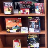 Circulating games at Briggs Library