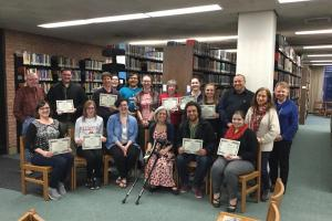 Enhancement Grant Award Winners