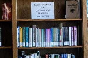 Faculty Learning and Teaching Collection books