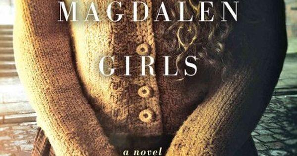 Magdalen Girls book cover. Girl in sweater.