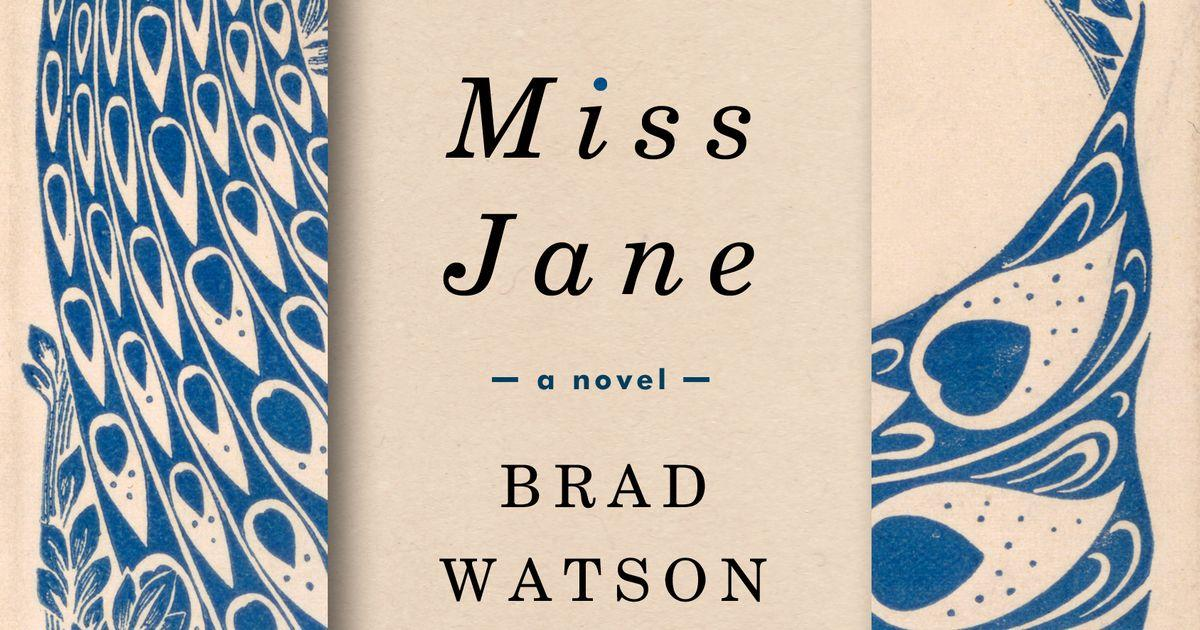 Miss Jane book cover
