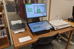 KIC Bookedge Scanner