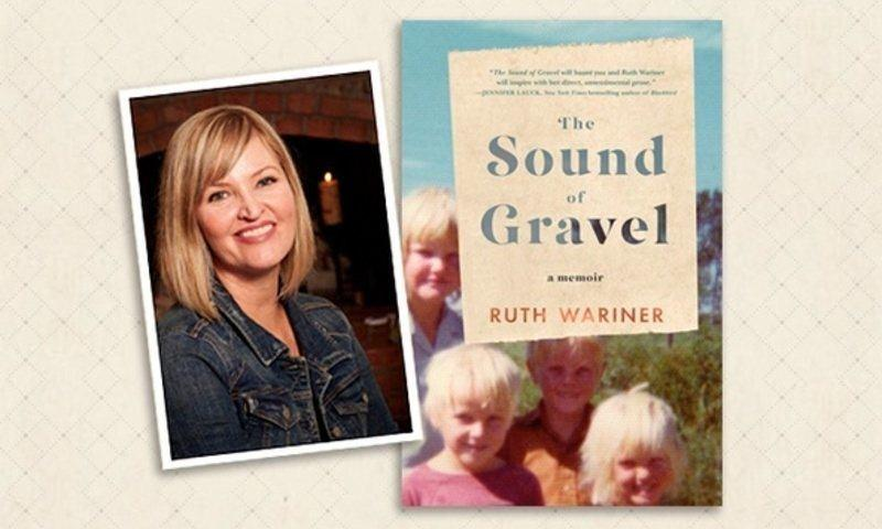 Sound of Gravel book cover and author